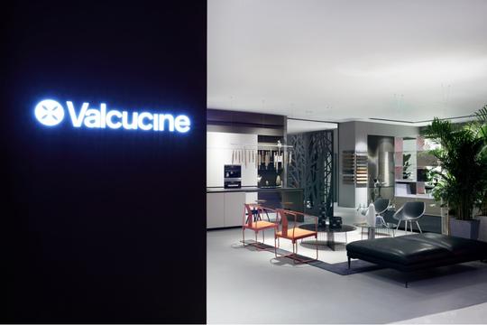 Valcucine强势登陆上海,高端意式家居生活全新开启